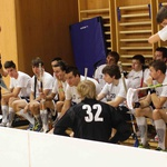 Fotogalerija: Floorball v čisti akciji! (foto: Goran Antley)