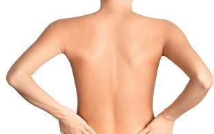 Kaj vse se skriva za bolečinami v hrbtu?