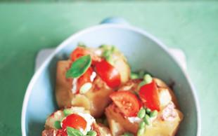 Polnjen krompir
