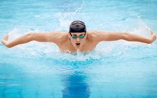 Plavanje namesto teka