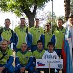 Iz Argentine domov kar trije svetovni prvaki!