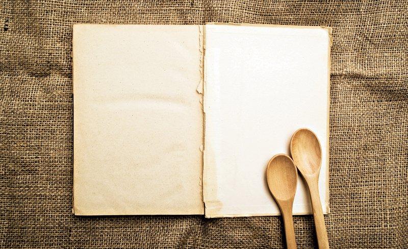 knjiga receptov