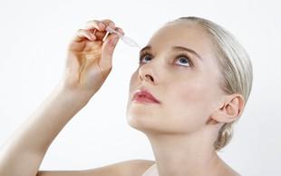 Imate težave s suhimi očmi? To bo pomagalo!