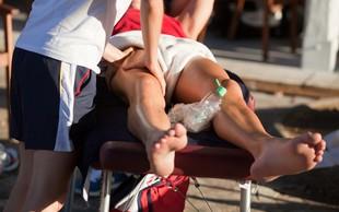Nagradna igra Ogrevalna masažna emulzija – da bodo mišice ogrete je zaključena!