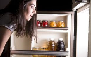 7 živil, ki ne sodijo v hladilnik