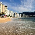 Acapulco, sanjski mehiški zaliv ob tihem oceanu (foto: Shuterstock)
