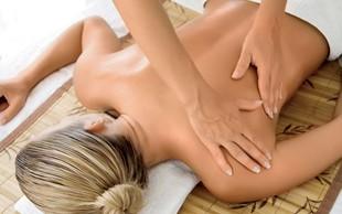 Zdravilna moč masaže