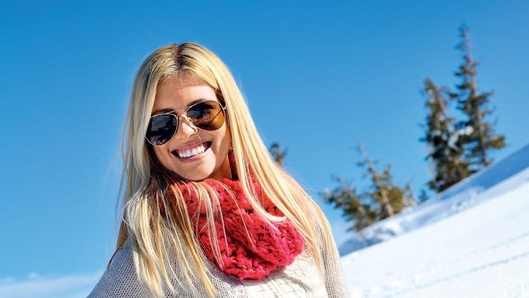 Nega las v zimskem času (foto: shutterstock)
