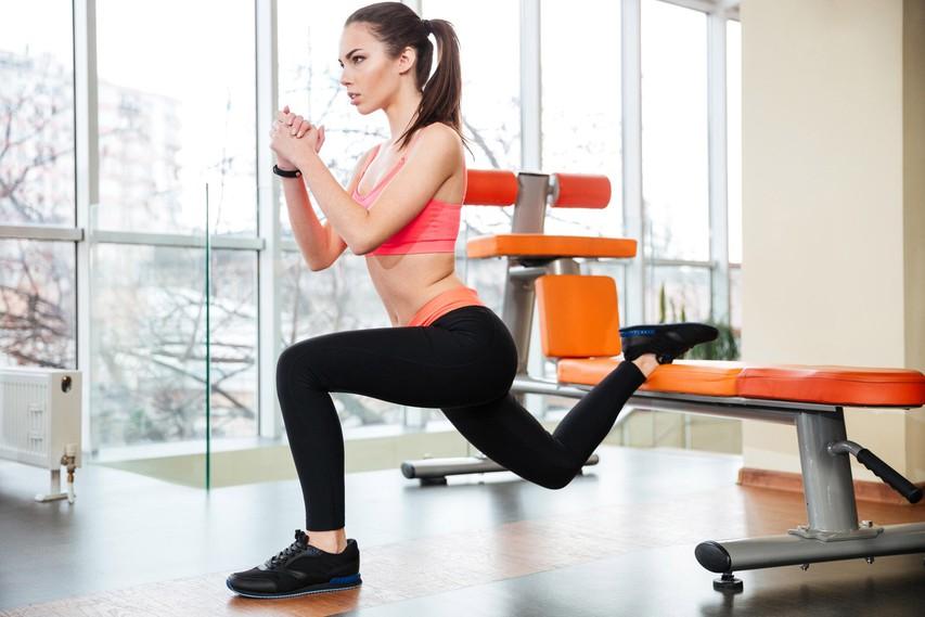 Top trening za krepitev mišic nog in zadnjice
