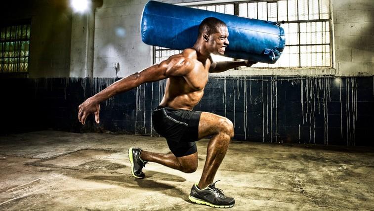 Trening za moč in vzdržljivost - 4 top vaje (foto: Profimedia)