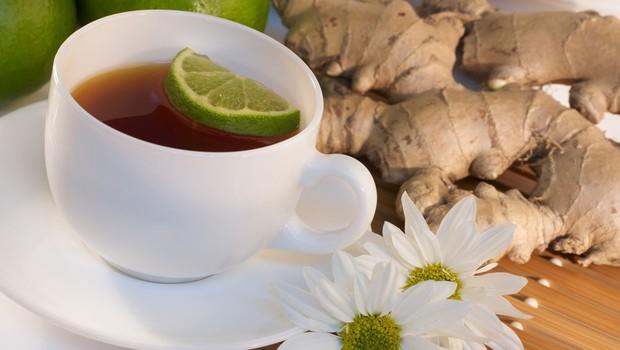 Ingverjev čaj - aromatičen in odličen za izkašljevanje (foto: Shutterstock.com)