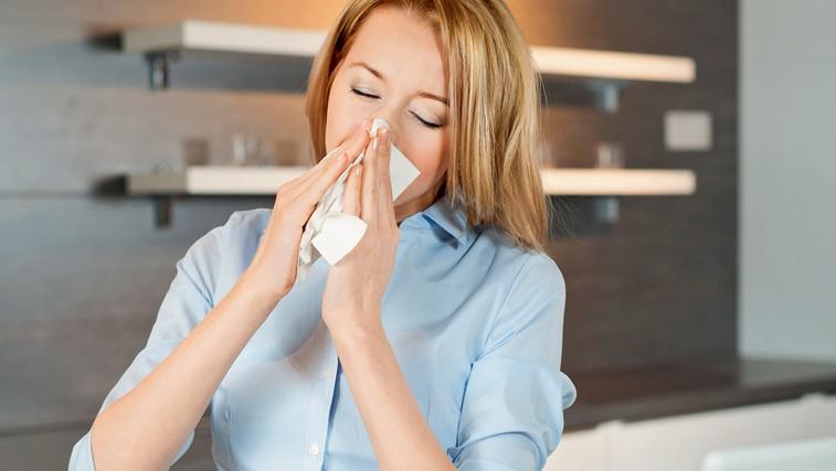 Kako preprečiti prehladna obolenja? (foto: Shutterstock.com)