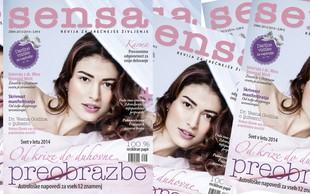 Izšla je zimska številka revije Sensa
