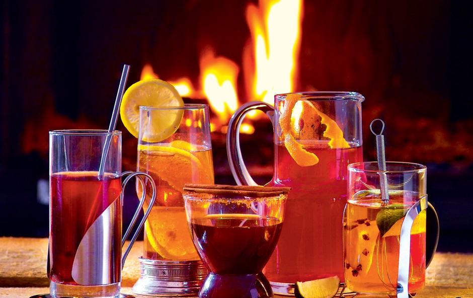 Zimski napitki, ki vas pogrejejo od znotraj (foto: foodstock foto)