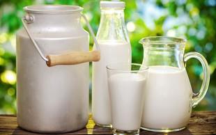 Je surovo mleko res nezdravo?