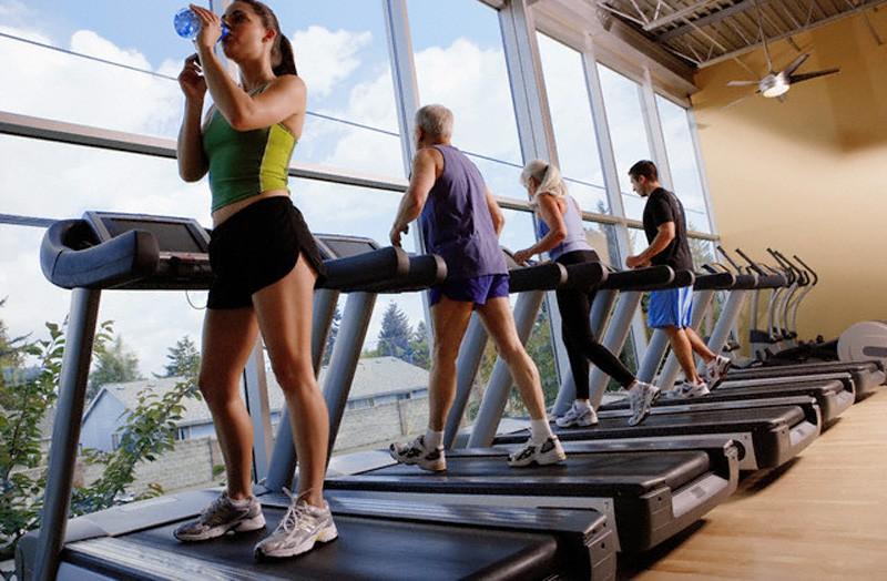 Razbijte monotonost vadbe na tekalni stezi
