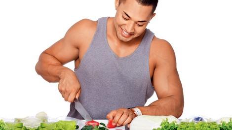 5 značilnosti učinkovitega prehranjevanja