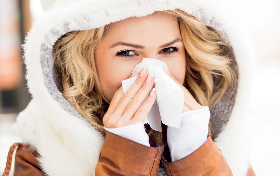 Gripa - simptomi in kaj najbolj pomaga (foto: Shutterstock.com)
