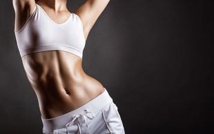 Trebušne mišice se izklešejo v kuhinji, in ne na  fitnesu!
