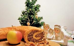 Zdrava tradicionalna božična peka