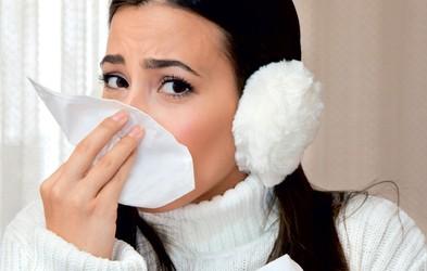 Boleč nos - zvesti spremljevalec prehladov