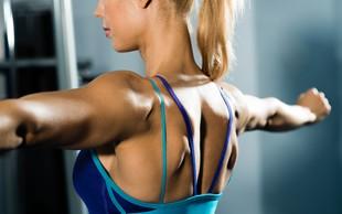 Učvrstite mišice rok v nekaj minutah