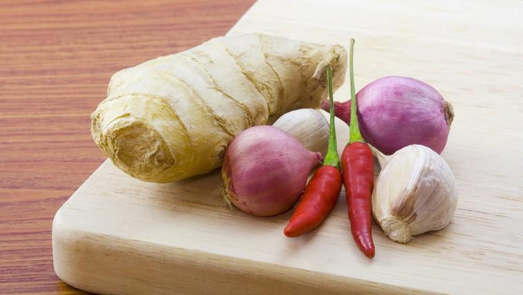 Top 3 živila za krepitev obrambnih mehanizmov telesa (foto: Shutterstock.com)
