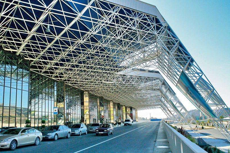 Soči letališče