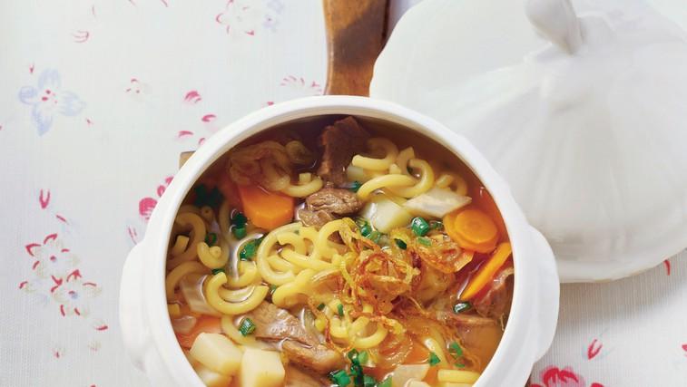 Kmečka juha (foto: stockfood photo)