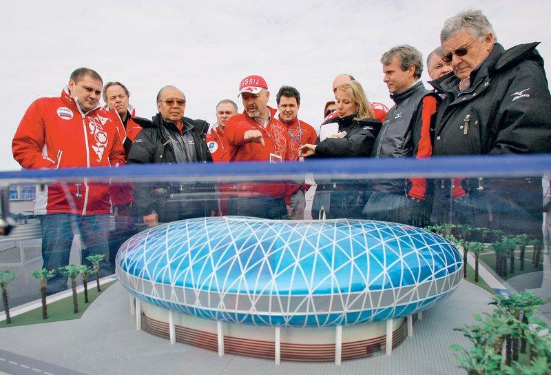 Soči stadion