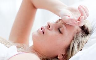 Nenehna utrujenost lahko kaže na resnejše zdravstvene težave