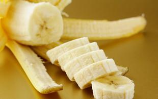 Jejte banane, pa boste zdravi