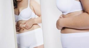 Zakaj se je tako težko znebiti maščobe okoli pasu?