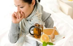 Zeliščni čaji proti prehladu