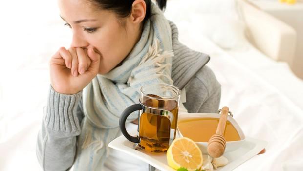 Zeliščni čaji proti prehladu (foto: Profimedia)