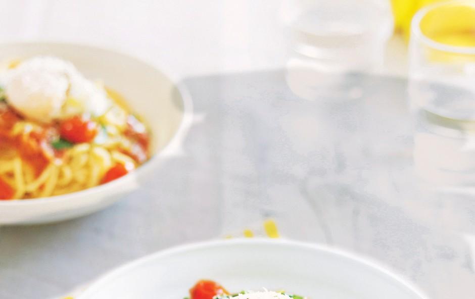Špageti s šunko (foto: foodstock photo)