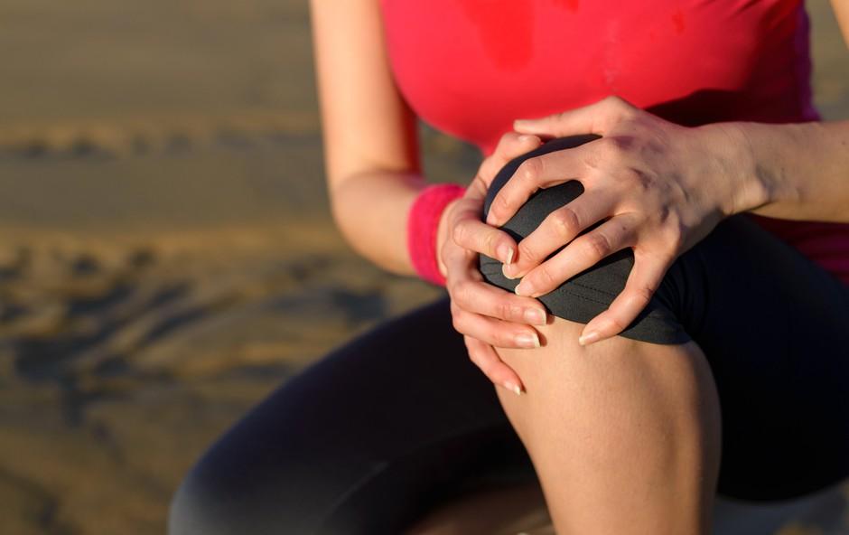 Tekaško koleno - vaje za samopomoč (foto: Shutterstock.com)