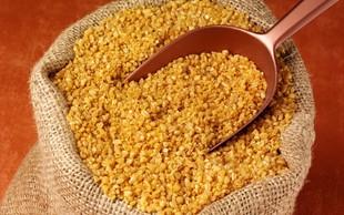 Bulgur - odlično dietno živilo