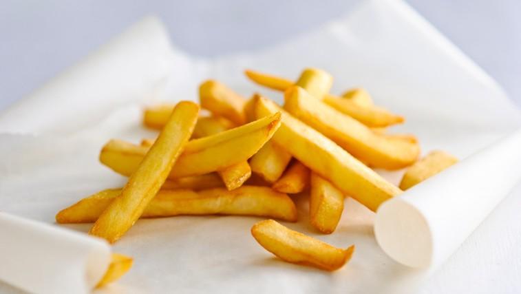 Ocvrt krompirček - več kot le priloga (foto: profimedia)