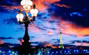 Modno potovanje v Pariz v družbi slovenske Elle