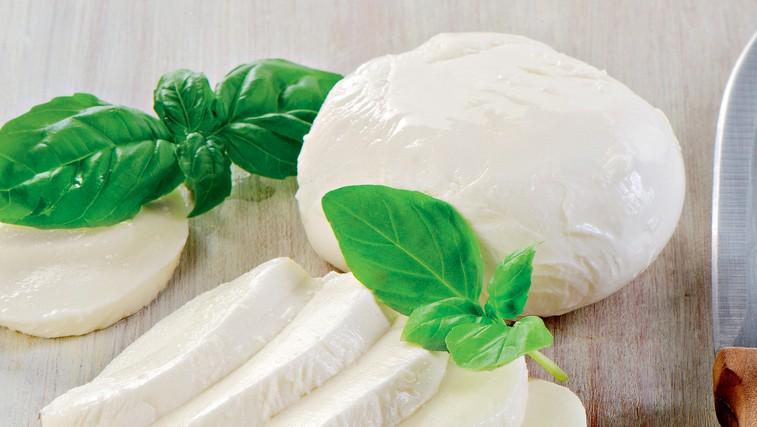 Mocarela - italijanski kraljevi sir (foto: revija čarovnija okusa)