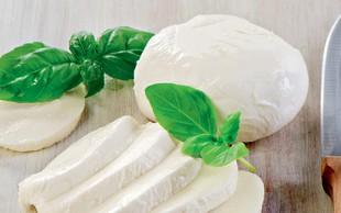 Mocarela - italijanski kraljevi sir