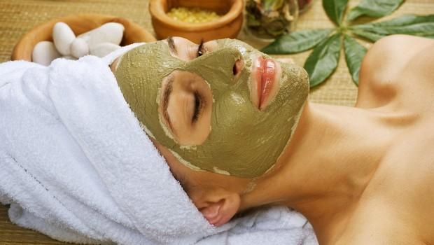 Naravna nega obraza z globinskim čiščenjem (foto: Shutterstock.com)