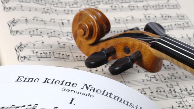 Prava glasba uravnoveša in zdravi (foto: Profimedia)