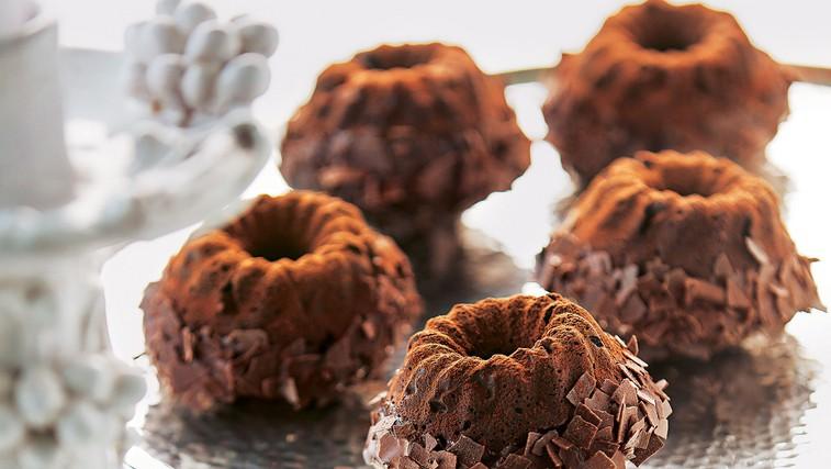 Čokoladni kolački (foto: revija Lisa)