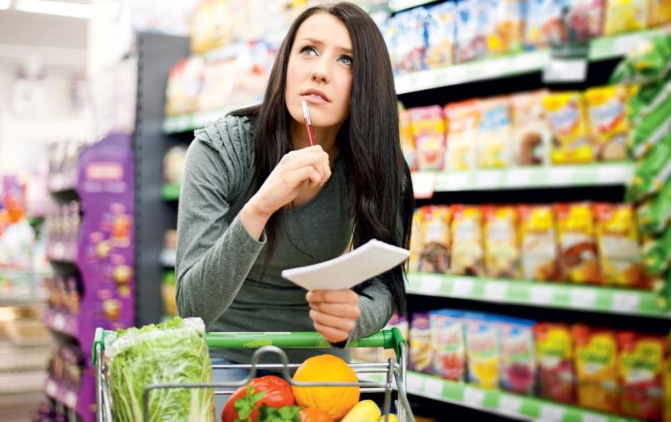 Kako z lahkoto jesti zdravo (foto: Shutterstock.com)