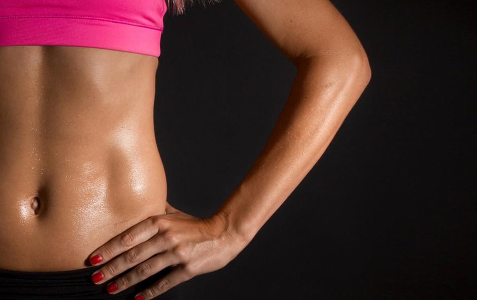 8-minutna vadba za zapeljiv trebuh (foto: Shutterstock.com)