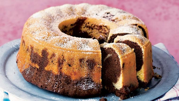 Recept za marmorni kolač (foto: Lisa)
