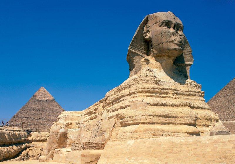 Velika sfinga v Gizi