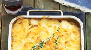 Recept za krompirjev narastek